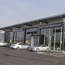 Bud smail motorcars car dealers 5053 us 30 greensburg for Mercedes benz dealer in pa