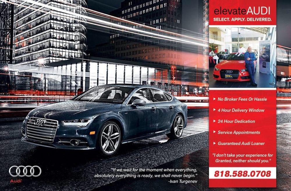 Photos For Audi Downtown LA Yelp - Audi downtown la