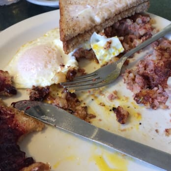 Photo Of Bay Family Restaurant Green Wi United States Hash And