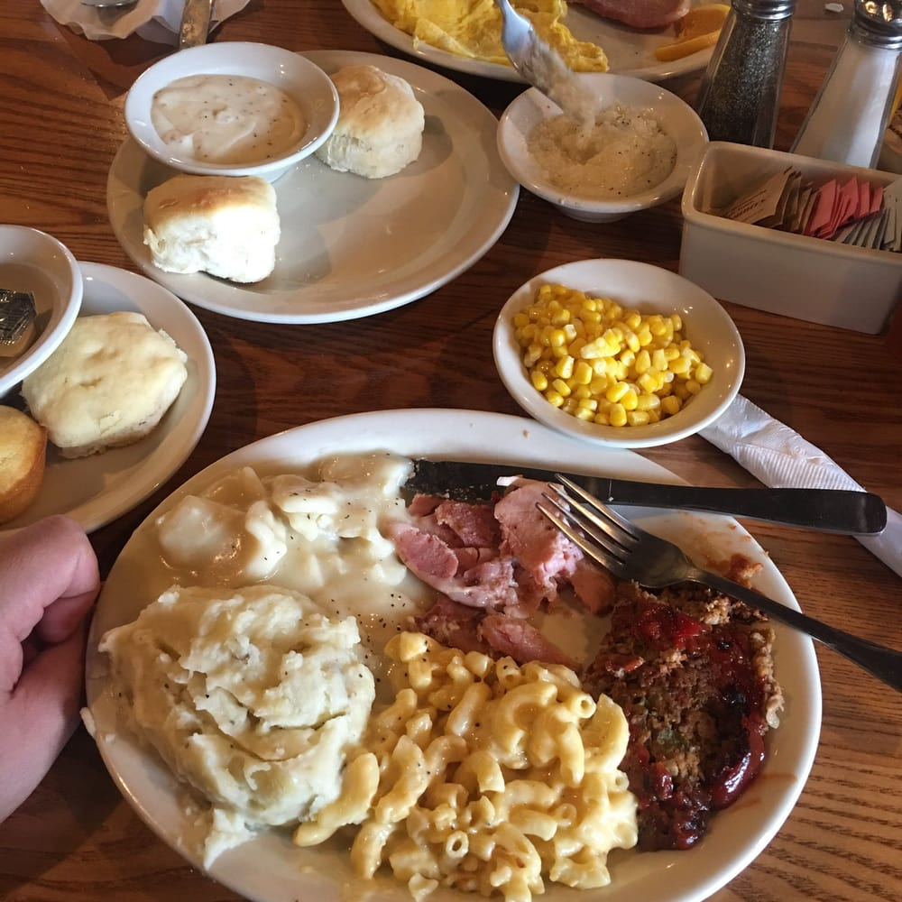 Cracker barrel old country store 14 foto e 24 recensioni for Case di cracker di florida