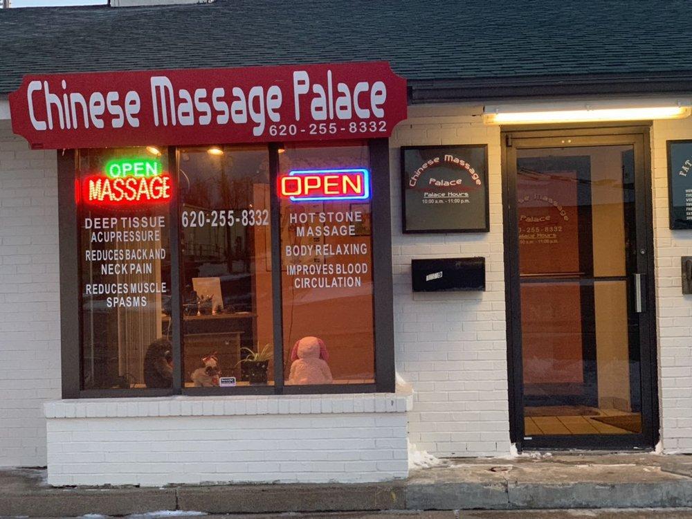 Chinese Massage Palace: 1509 W Wyatt Earp Blvd, Dodge City, KS