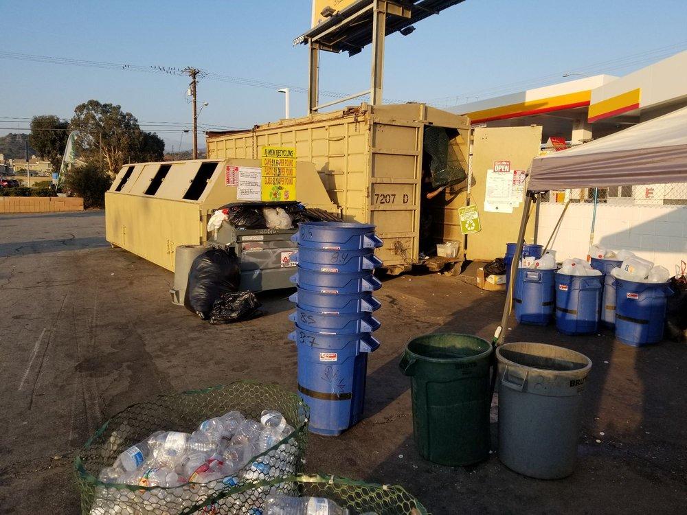 R-Men Recycling Center: 20816 E Arrow Hwy, Covina, CA