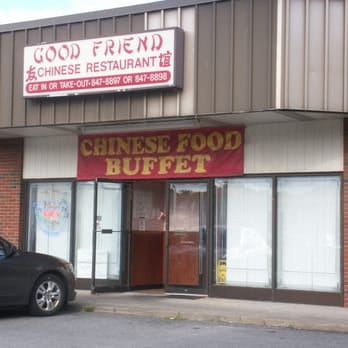 Good Friend Chinese Restaurant Newport Ri