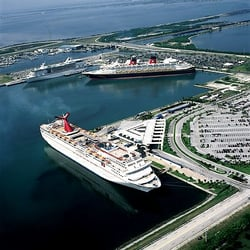 Photo Of Orlando Transportation   Orlando, FL, United States. Port Canaveral  Transportation