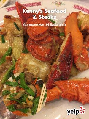 Photo Of Kenny S Seafood Steaks Philadelphia Pa United States