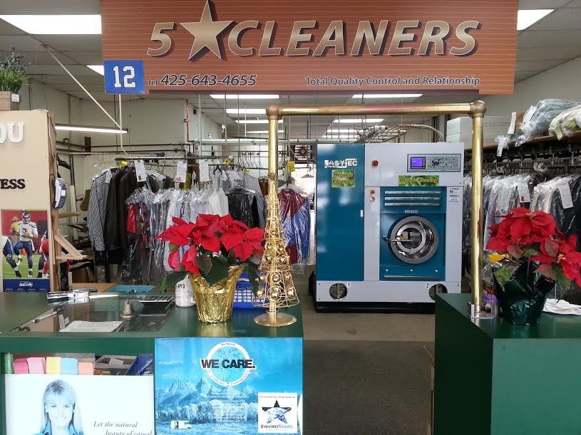 Five Star Cleaners: 14100 NE 20th St, Bellevue, WA