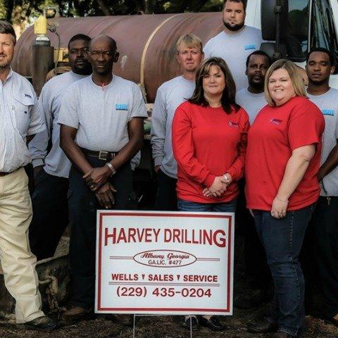 Harvey Drilling: 1101 Williamsburg Rd, Albany, GA