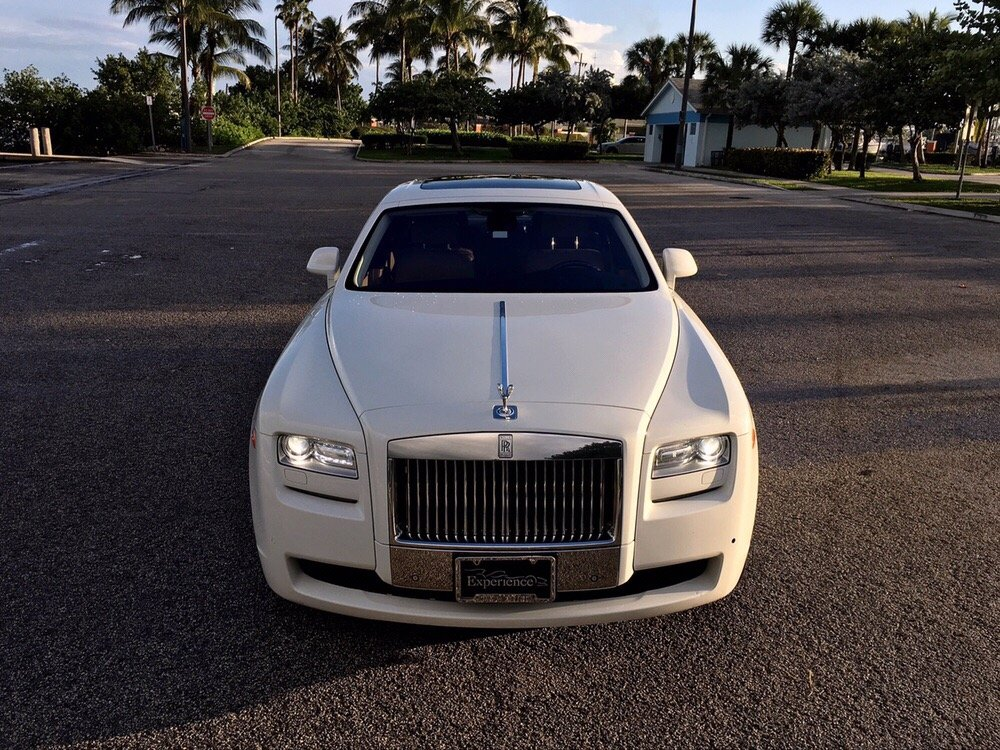 Rent A Rolls Royce Ghost In Miami Beach Exotic And Luxury Car - Rolls royce rental fort lauderdale