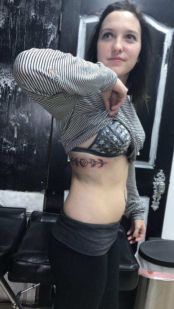 Black Filigree Tattoo: 245 S Main St, Yuma, AZ