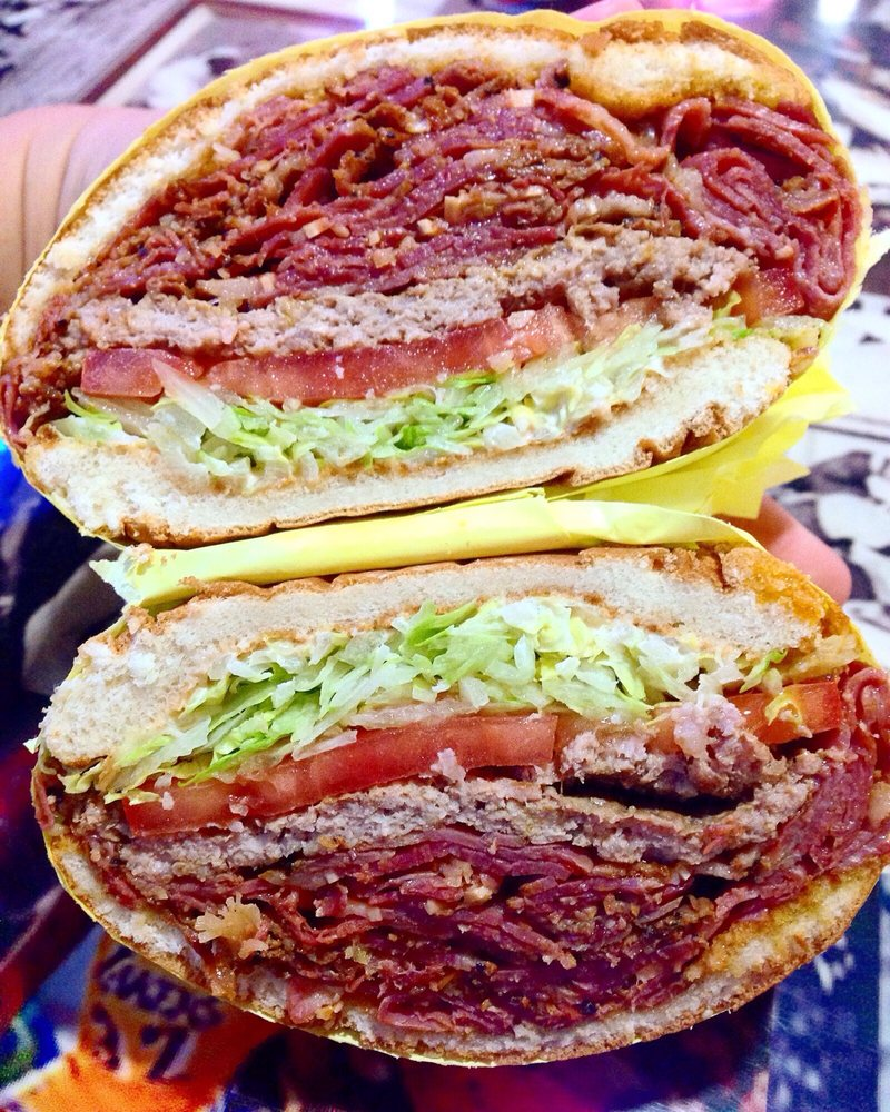 Boulevard Burgers: 4401 Florence Ave, Bell, CA