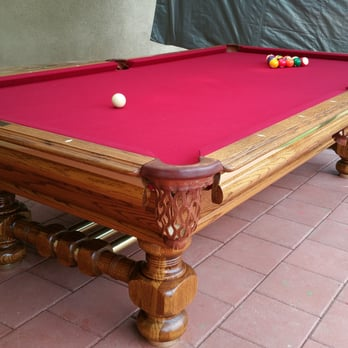 Photo Of Pool Table Guys   Montclair, CA, United States. Love My New