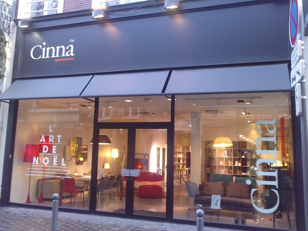 Cinna magasin de meuble 37 rue esquermoise centre lille france num ro de t l phone yelp - Magasin meuble lille rue esquermoise ...