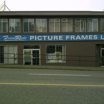 Frame Right Picture Frames Framing 4394 Dawson Street Burnaby