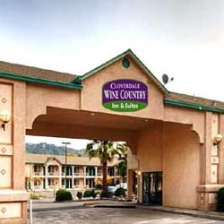Photo Of Cloverdale Wine Country Inn Ca United States Welcome To