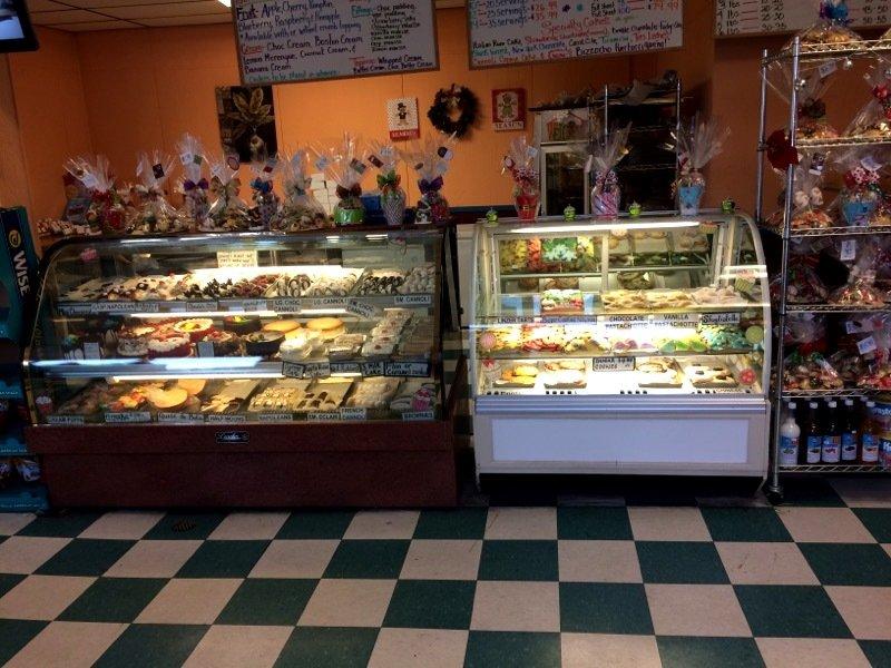 Rosito's Bakery: 37 James St, Amsterdam, NY
