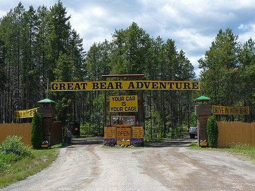 Great Bear Adventure: 10444 Hwy 2 E, Hungry Horse, MT