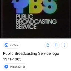 Public Broadcasting Service - Television Stations - 2100