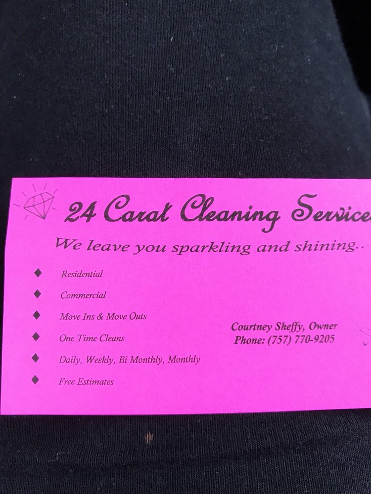 24 Carat Cleaning Services