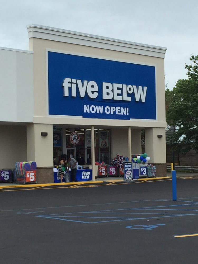 Five Below Store At 697 Hillside Avenue In New Hyde Park