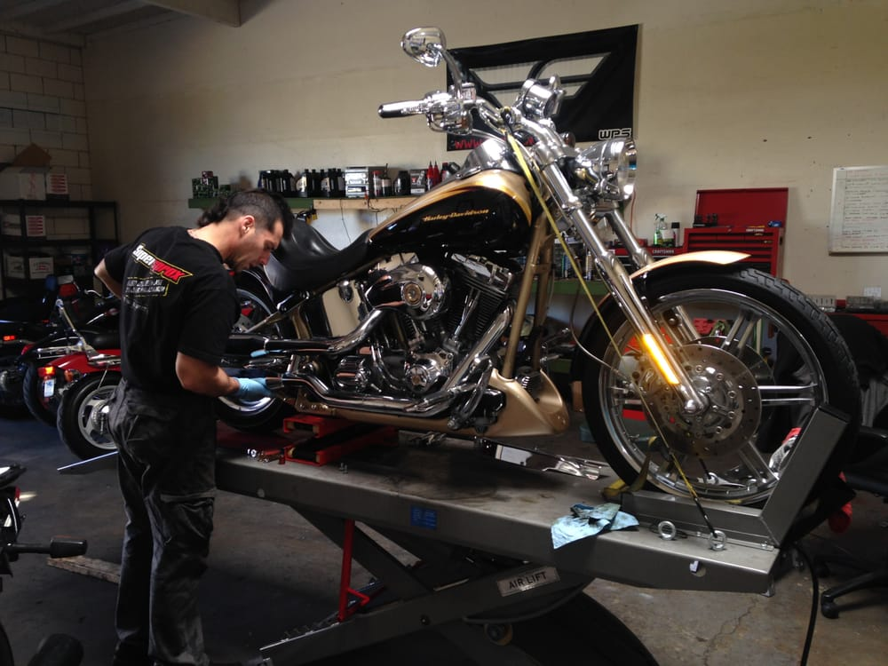 Yes We Absolutely Will Be Happy To Work On Your Harley Yelp