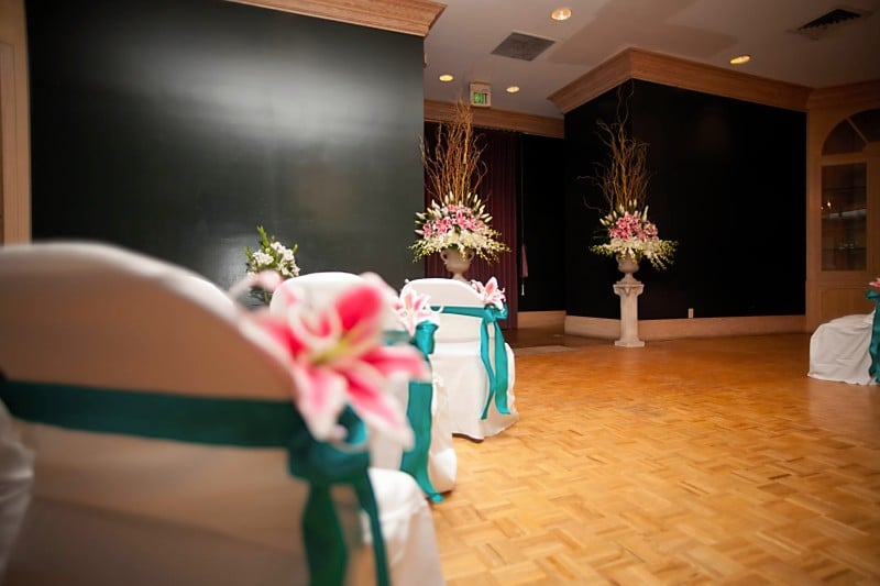 The ireland room used as a wedding ceremony venue yelp for Garden room birmingham