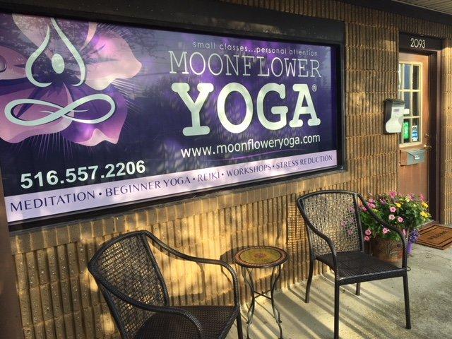 Moonflower Yoga: 2093 Bellmore Ave, Bellmore, NY
