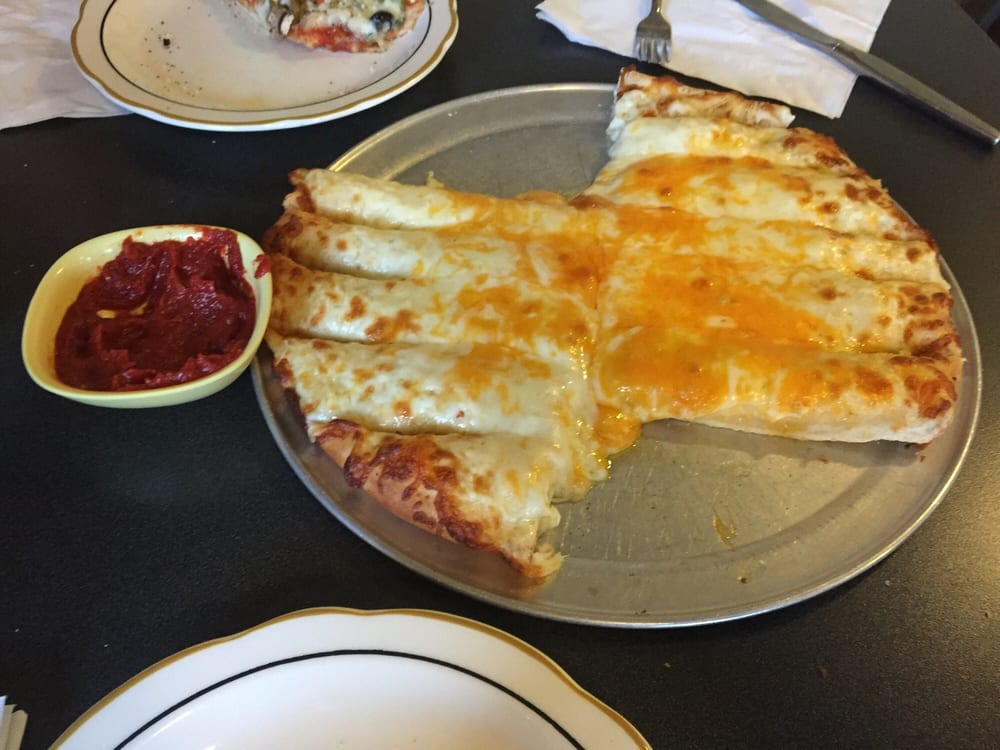 Jesse's Stone Oven Pizza: 2207 1st Ctr Ave, Brodhead, WI