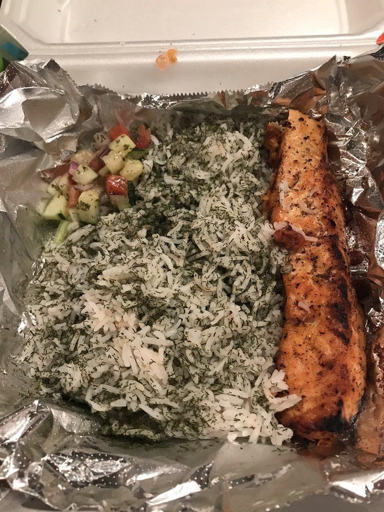 Caspian Grill Persian Bistro: 2716 Frankfort Ave, Louisville, KY