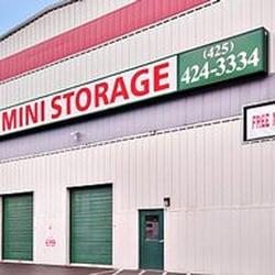 Photo Of Money Saver Mini Storage Woodinville Wa United States Convenient Location