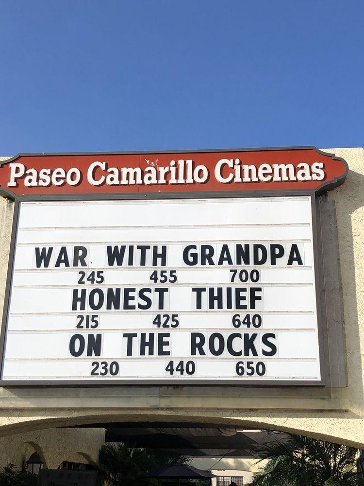 Social Spots from Regency Paseo Camarillo Theaters