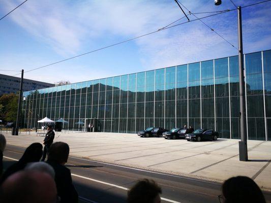 Bauhaus Museum Dessau Museums Mies Van Der Rohe Platz 1