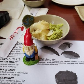 Sushi twister las vegas nv