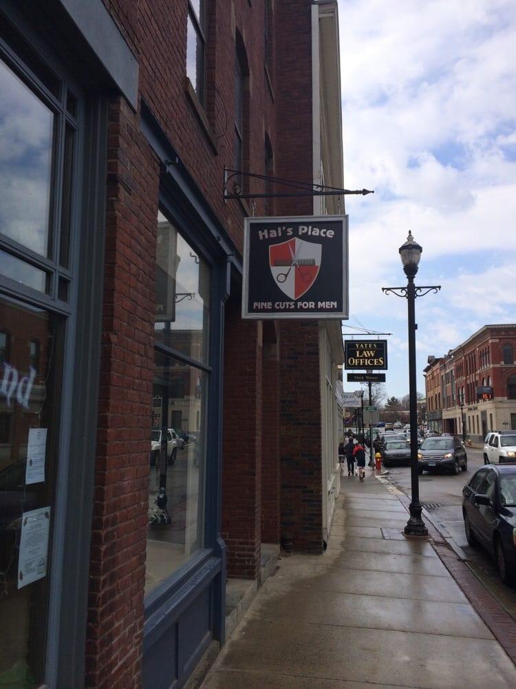 The Barbery Fine Cuts For Men: 75 Main St, Hudson, MA