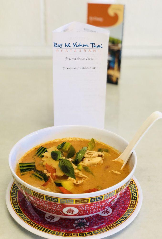 Ros Ni Yuhm Thai Restaurant