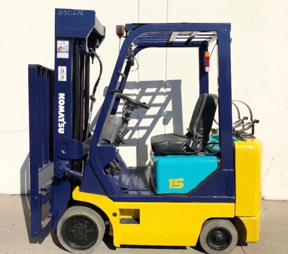 G & J Forklift Sales, Parts, Rentals & Repairs | 899 W Cowles St Unit C, Long Beach, CA, 90813 | +1 (562) 437-5438