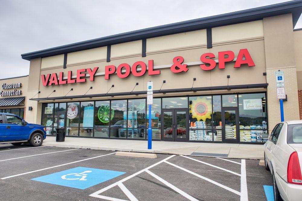 Valley Pool & Spa - Charleroi: 751 Lincoln Ave, North Charleroi, PA