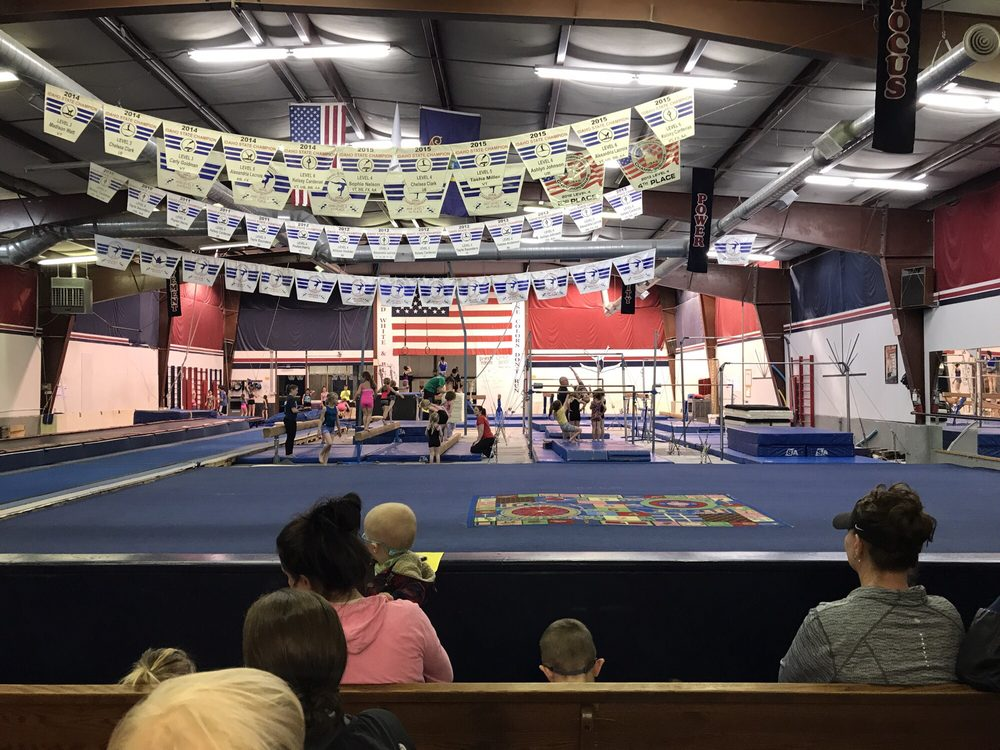 If Gymnastic Training Center: 3140 S Yellowstone Hwy, Idaho Falls, ID
