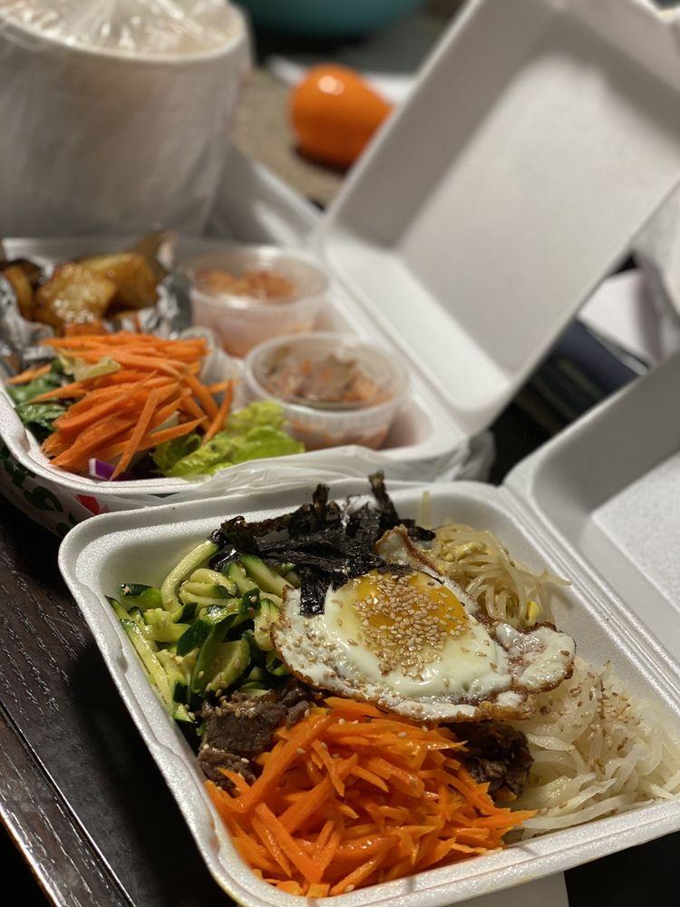 JCD Korean Restaurant: 3492 SW Cedar HIlls Blvd, Beaverton, OR