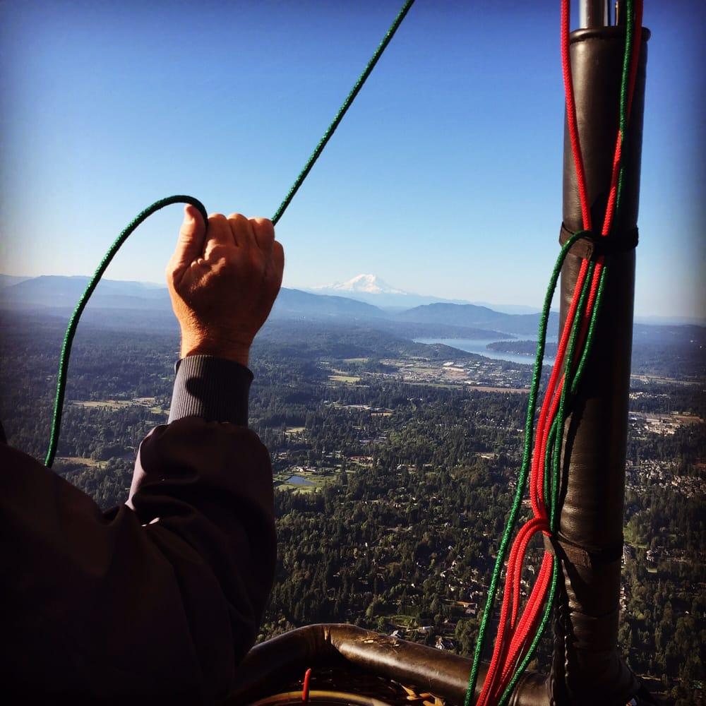 Over the Rainbow Balloon Flights