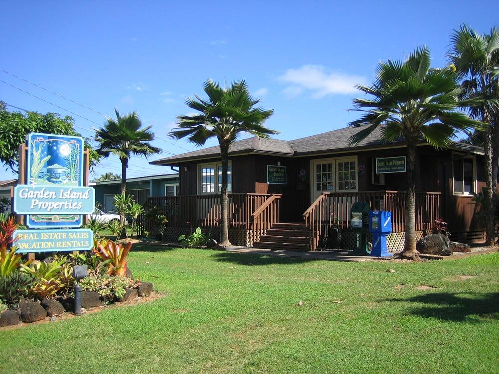 Garden Island Properties Vacation Rentals Kapaa Hi