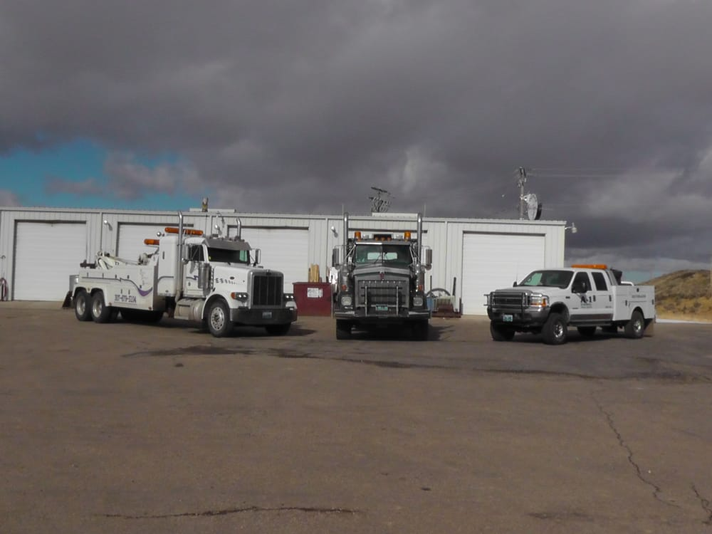 Towing business in Evanston, WY