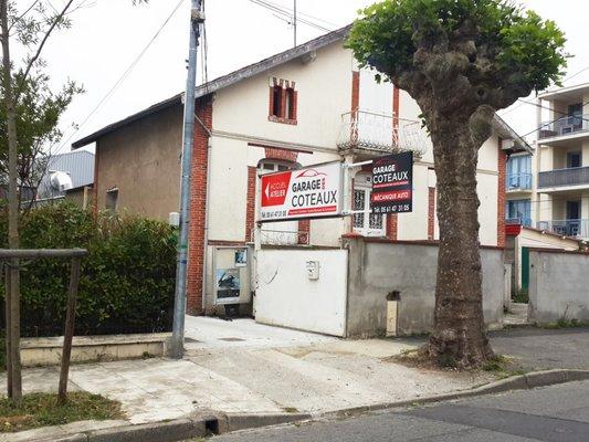 garage des coteaux obtener presupuesto talleres