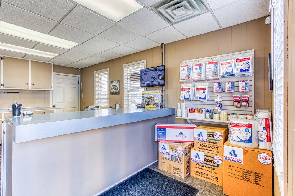 Devon Self Storage: 7062 12th Ave, Jenison, MI