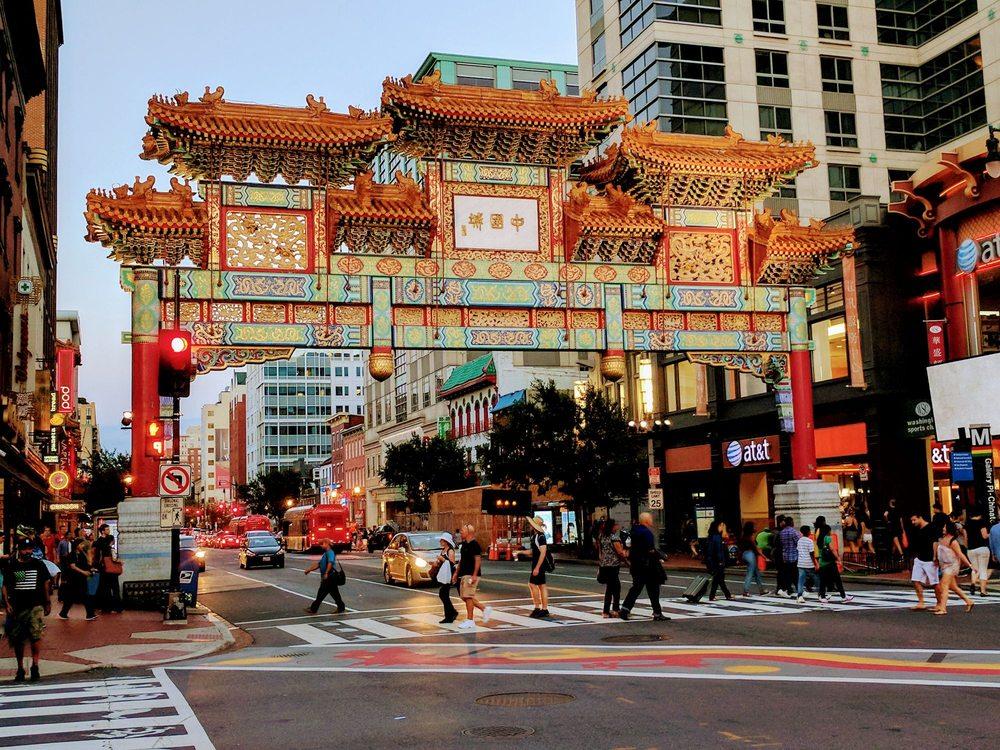Chinatown: 701-707 H St NW, Washington, DC, DC