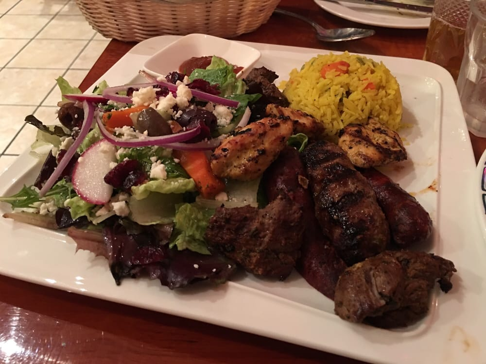 Royal meat plate yelp for Aicha moroccan cuisine san francisco
