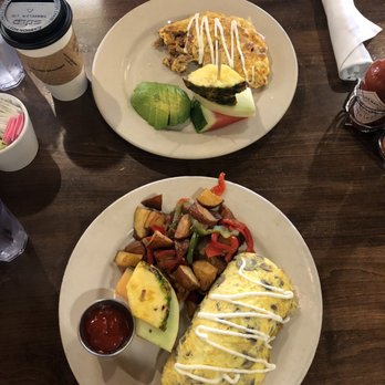 Photo Of Breakfast Club Scottsdale Az United States Omelets