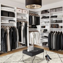 California closets calgary 35 photos interior design for Better homes and gardens furniture customer service phone number