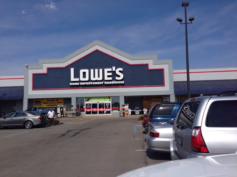 Lowe S Home Improvement Warehouse Of Big Flats Building