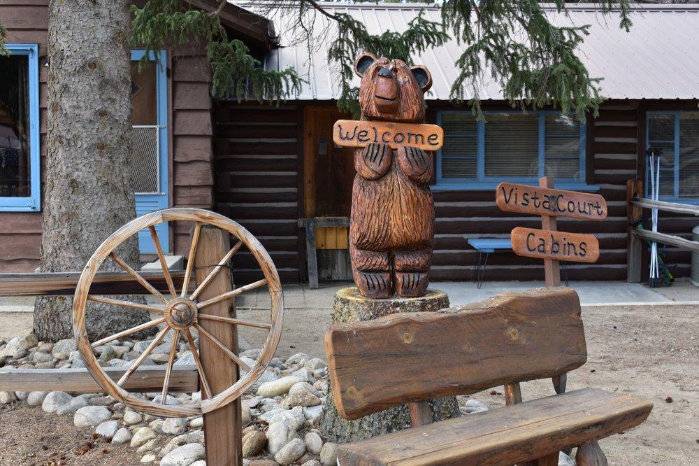 Vista Court Cabins & Lodge: 1004 West Main St, Buena Vista, CO