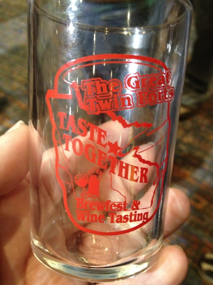 The Great Twin Ports Taste Together Brewfest & Winetasting: 777 Lady Luck Drive, Hinckley, MN